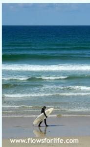 Flows For Life Surfer