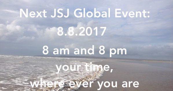 Jin Shin Jyutsu Global Event 8.8.2017